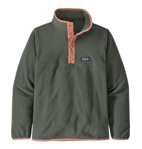Micro D Snap-T Fleece Pullover Boys'
