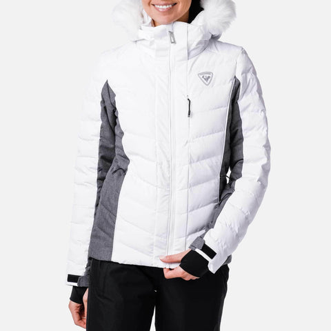 Rapide Heather Jacket Women's - Rossignol - Chateau Mountain Sports