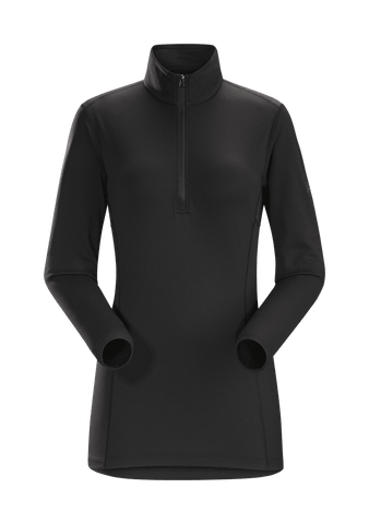 Phase AR Zip Neck - Women's - Chateau Mountain Sports
