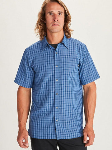 Elridge Short Sleeve Shirt - Men's - Chateau Mountain Sports