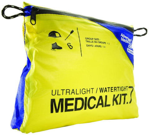 Ultralight & Watertight Medical Kit .7 - Adventure Ready Brands - Chateau Mountain Sports