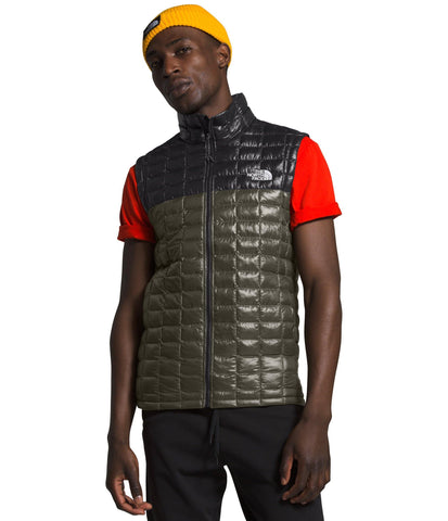ThermoBall Eco Vest Men's - The North Face - Chateau Mountain Sports
