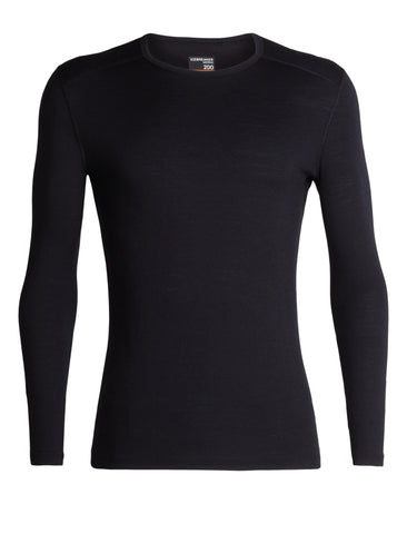 200 Oasis Long Sleeve Crew Men's