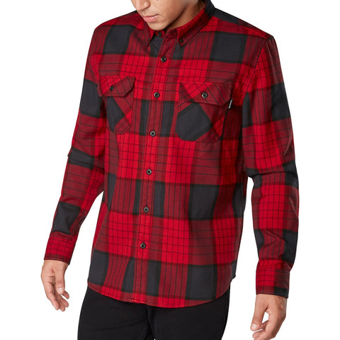 Reid Tech Flannel Shirt Men's - Chateau Mountain Sports