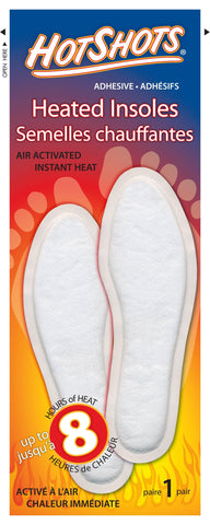 HotShots Heated Insoles (Pair) - David Astley - Chateau Mountain Sports