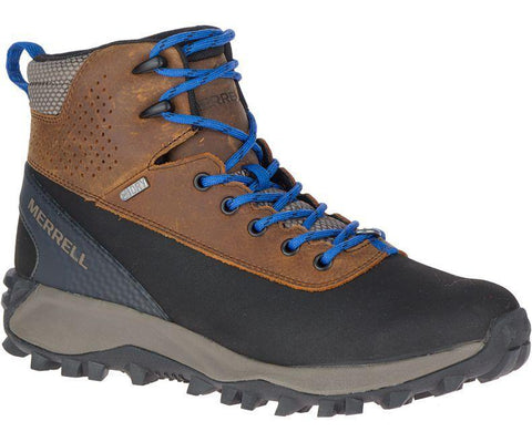Thermo Kiruna Mid Shell Waterproof Boot Men's - Merrell - Chateau Mountain Sports