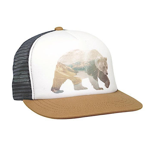 Grizzly Ball Cap
