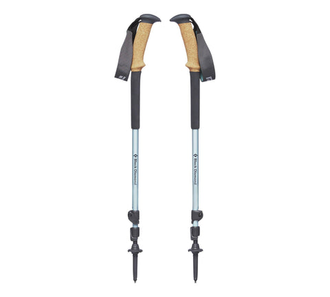 Trail Ergo Cork Trek Poles Women's - Black Diamond - Chateau Mountain Sports