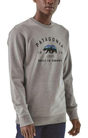 Fitz Roy Bear Sweatshirt Men's