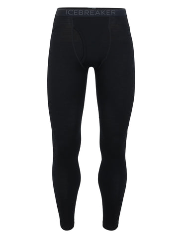260 Tech Leggings with Fly Men's - Icebreaker - Chateau Mountain Sports