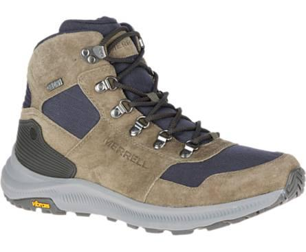 Ontario 85 Mid Waterproof Men's - Merrell - Chateau Mountain Sports
