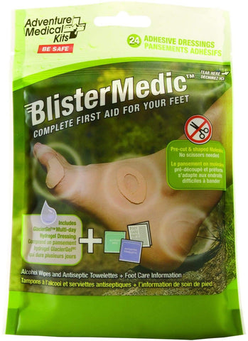 Blister Medic Kit - Adventure Ready Brands - Chateau Mountain Sports