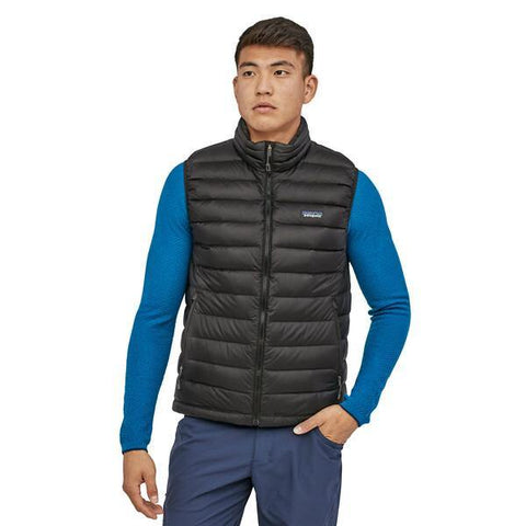 Down Sweater Vest Men's