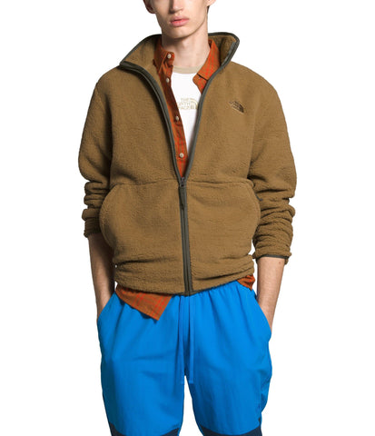 Dunraven Sherpa Full Zip Sweatshirt Men's
