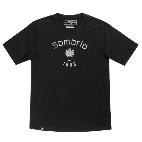The Stock Tee Shirt Men's - Sombrio - Chateau Mountain Sports