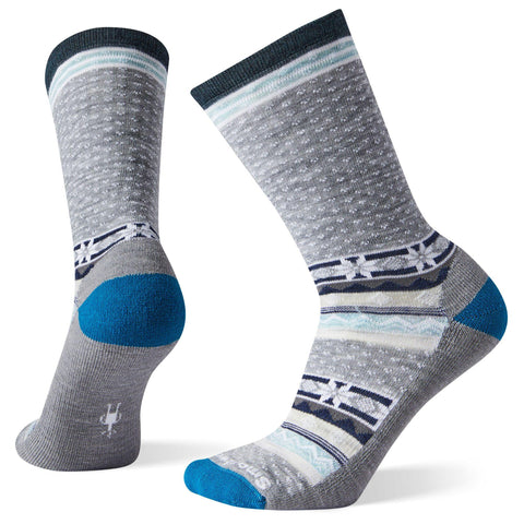 Cozy Cabin Crew Sock Women's