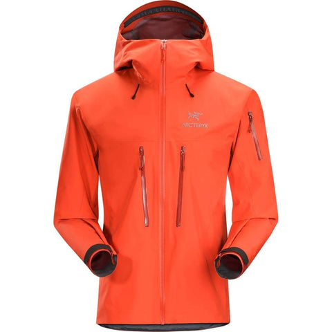 Alpha SV GoreTex Jacket - Men's - Arc'teryx - Chateau Mountain Sports