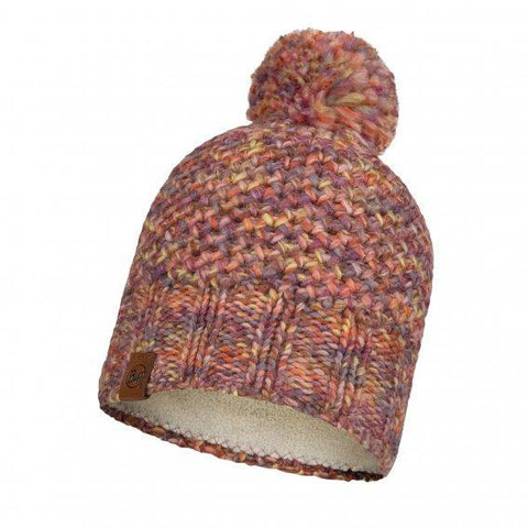 Margo Knitted Hat Women's - Buff - Chateau Mountain Sports