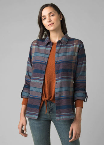 Alfie Flannel Top Women's