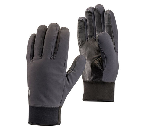 Midweight Softshell Gloves - Unisex - Chateau Mountain Sports