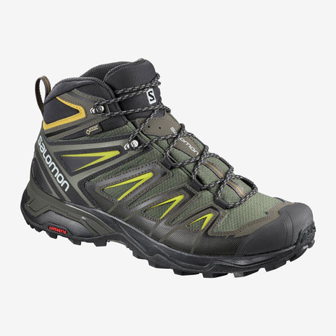 X Ultra 3 Mid GoreTex Hiking Boots Men's