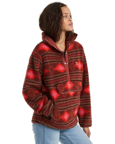 Switchback Pullover Fleece Women's - Billabong - Chateau Mountain Sports