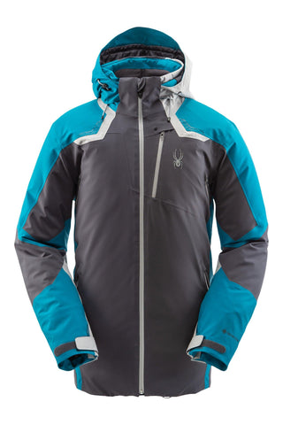 Leader GTX Ski Jacket Men's - Spyder - Chateau Mountain Sports