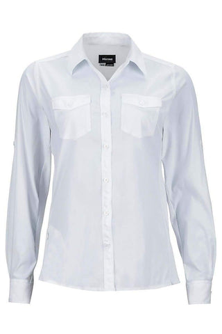 Annika Long Sleeve Shirt - Women's