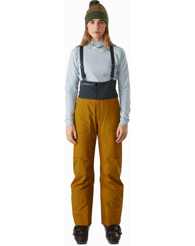 Sentinel LT Bib Pant Women's - Arc'teryx - Chateau Mountain Sports