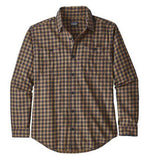Long-Sleeved Organic Pima Cotton Shirt - Men's - Patagonia - Chateau Mountain Sports