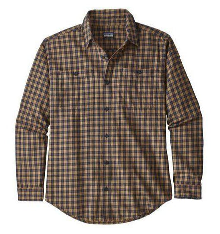 Long-Sleeved Organic Pima Cotton Shirt - Men's