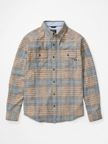 Jasper Midweight Flannel Shirt Men's - Marmot - Chateau Mountain Sports