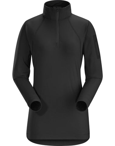 Rho LT Zip Neck Women's - Arc'teryx - Chateau Mountain Sports
