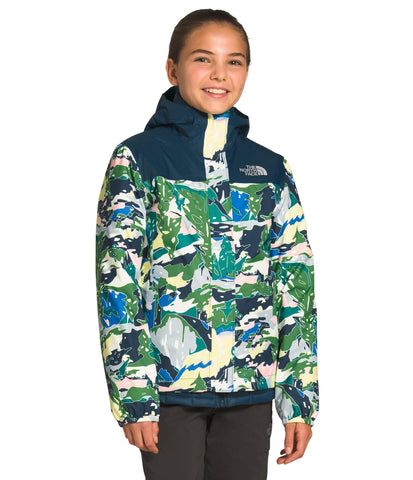 Resolve Reflective Jacket Girl's - The North Face - Chateau Mountain Sports
