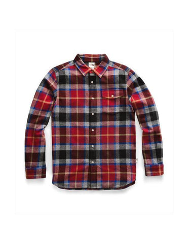 Arroyo Flannel Shirt - Men's - The North Face - Chateau Mountain Sports