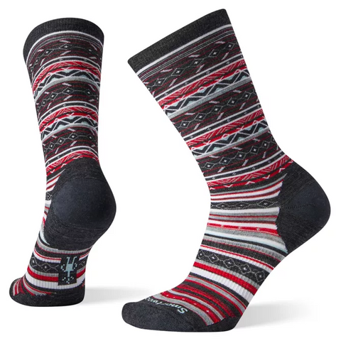 Ethno Graphic Crew Sock Women's - Smartwool - Chateau Mountain Sports