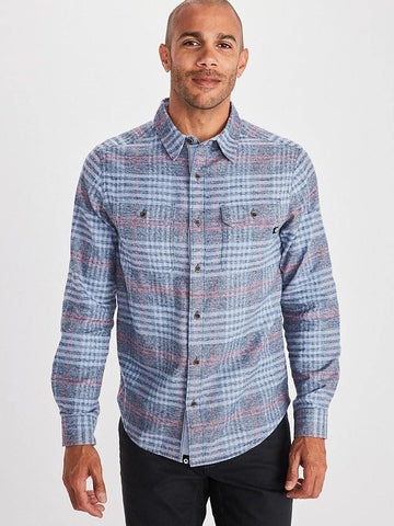 Jasper Midweight Flannel Shirt Men's