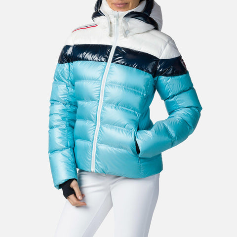 Hiver Metallic Down Jacket Women's