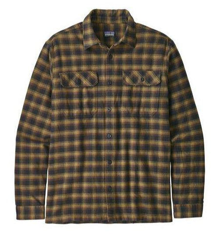 Fjord Flannel Shirt Long Sleeved - Men's - Chateau Mountain Sports