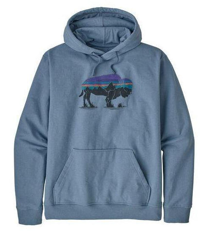 Fitz Roy Bison Hoody Men's