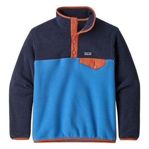 Lightweight Synchilla® Snap-T® Fleece Pullover - Boys' - Chateau Mountain Sports