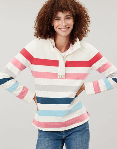 Saunton Classic Sweatshirt Women's - Joules - Chateau Mountain Sports
