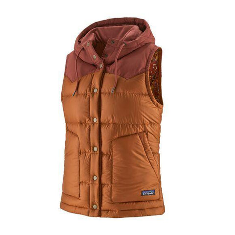 Bivy Hooded Vest Women's - Patagonia - Chateau Mountain Sports