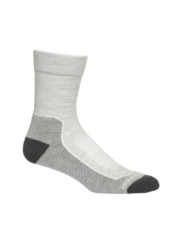 Hike+ Light Merino Crew Socks Women's - Icebreaker - Chateau Mountain Sports