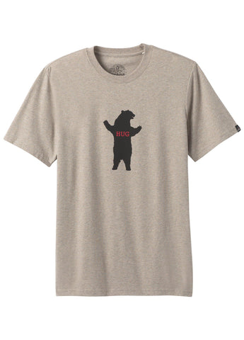 Bear Squeeze Journeyman Tshirt Men's - Prana - Chateau Mountain Sports