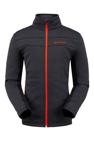 Encore Full Zip Fleece Jacket Men's - Spyder - Chateau Mountain Sports