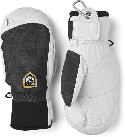 Army Leather Patrol Mitt Men's - Hestra - Chateau Mountain Sports