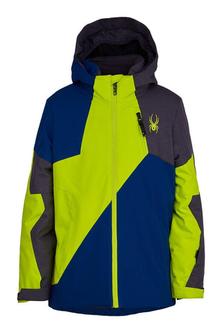 Ambush Ski Jacket Boys' - Spyder - Chateau Mountain Sports