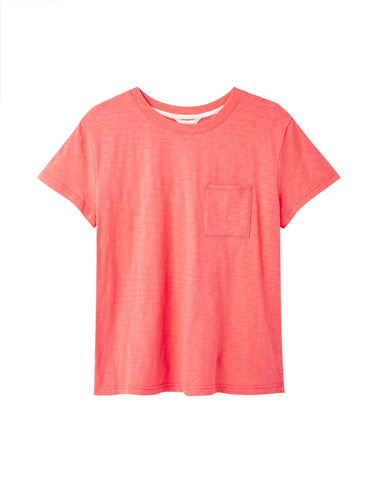 Sofi Pocket T-Shirt Women's - Joules - Chateau Mountain Sports