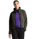 Dunraven Sherpa Crop Jacket Women's
